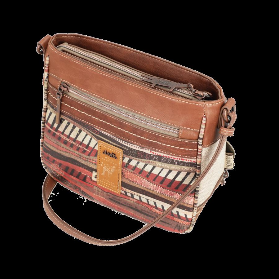 Braune Umhängetasche *Kenya Collection*-7