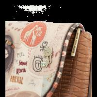 thumb-Braune Umhängetasche *Kenya Collection*-8