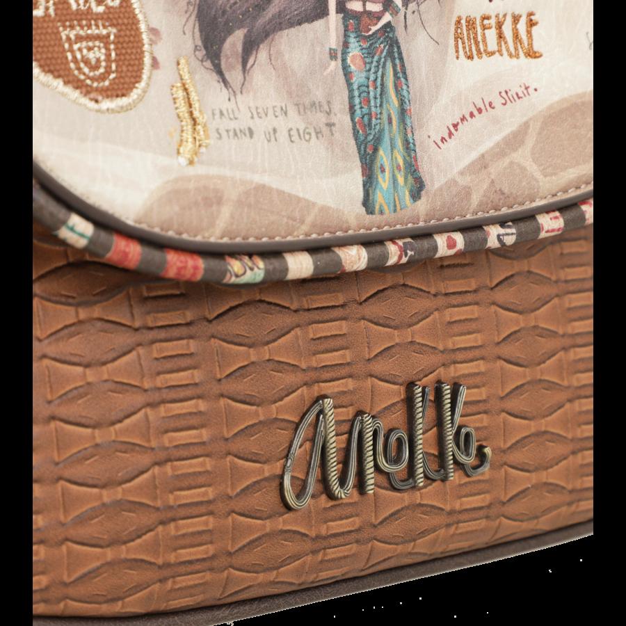 Braune Umhängetasche *Kenya Collection*-9