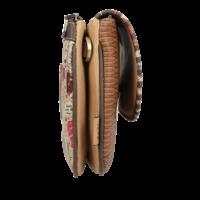 thumb-Braune Umhängetasche *Kenya Collection*-3