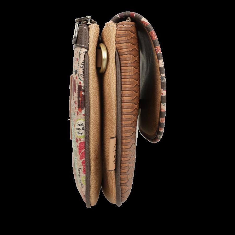Braune Umhängetasche *Kenya Collection*-3