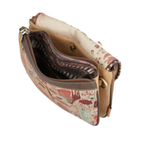 thumb-Braune Umhängetasche *Kenya Collection*-6