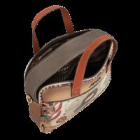 thumb-Braune Multi Tasche *Kenya Collection*-4