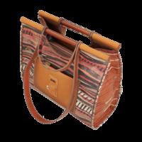 thumb-Braune Handtasche *Kenya Collection*-7