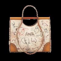 thumb-Braune Handtasche *Kenya Collection*-3