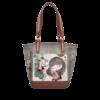 Anekke  Love to share Braun/Grüner Shopper *Ixchel Collection*