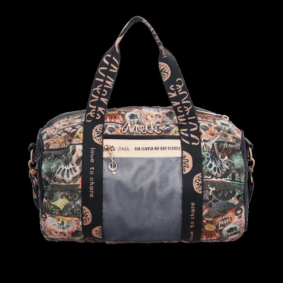 Kleine Reisetasche *Ixchel Collection*-1