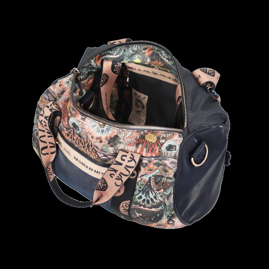 Kleine Reisetasche *Ixchel Collection*-3