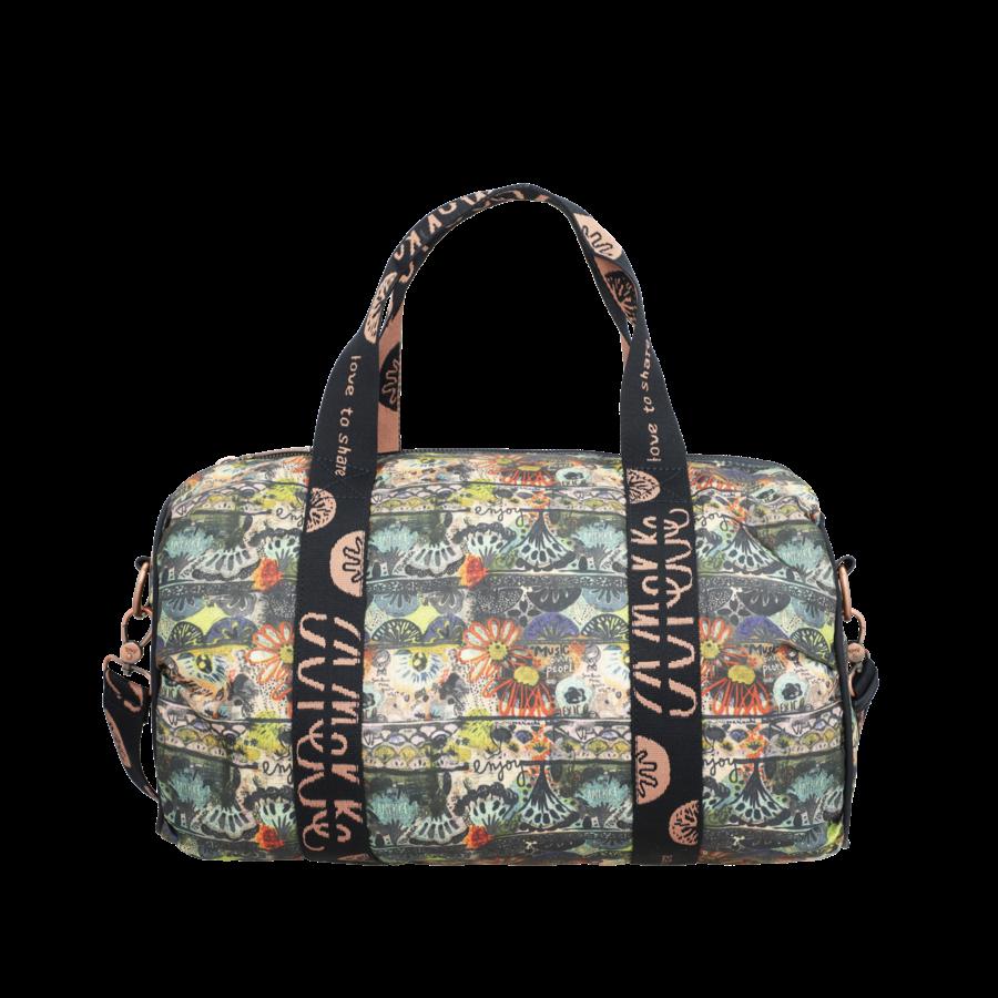 Kleine Reisetasche *Ixchel Collection*-7
