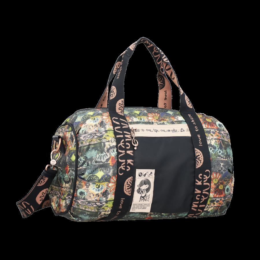 Kleine Reisetasche *Ixchel Collection*-6