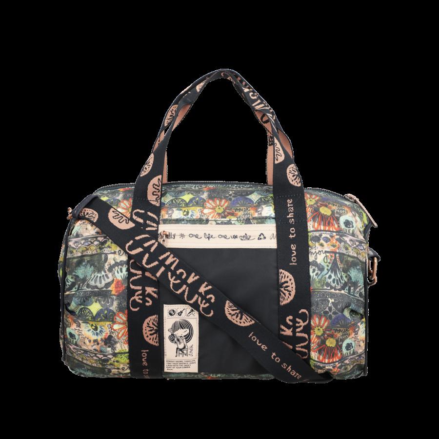 Kleine Reisetasche *Ixchel Collection*-5