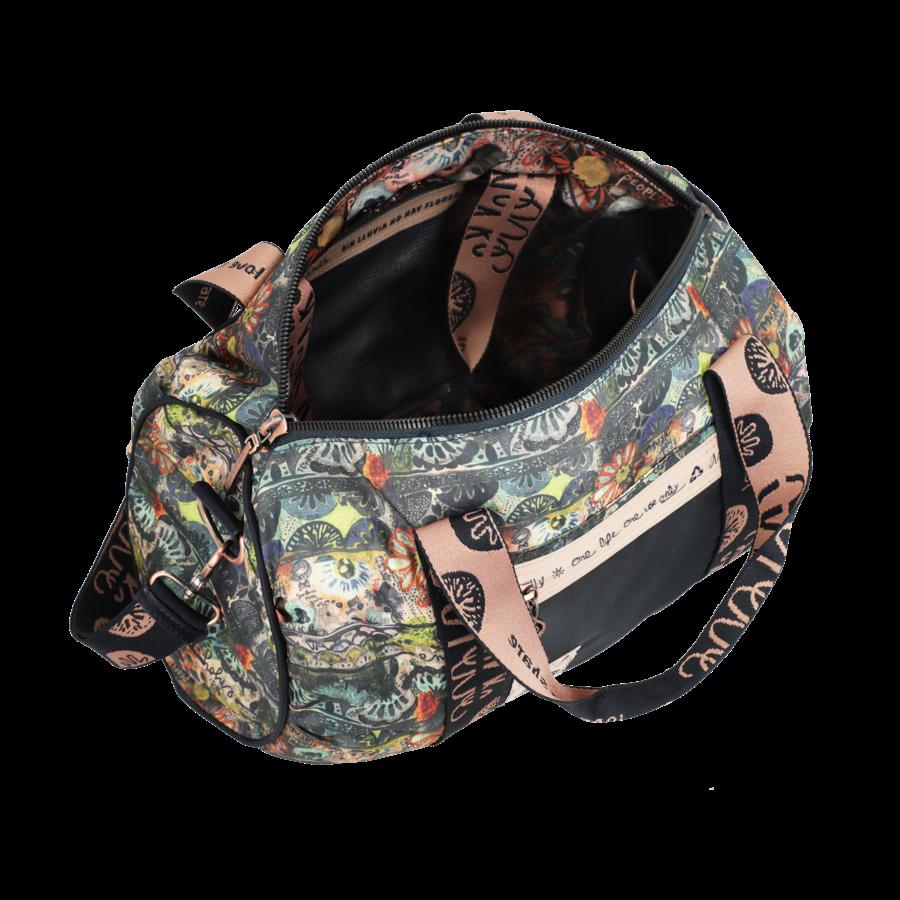 Kleine Reisetasche *Ixchel Collection*-9