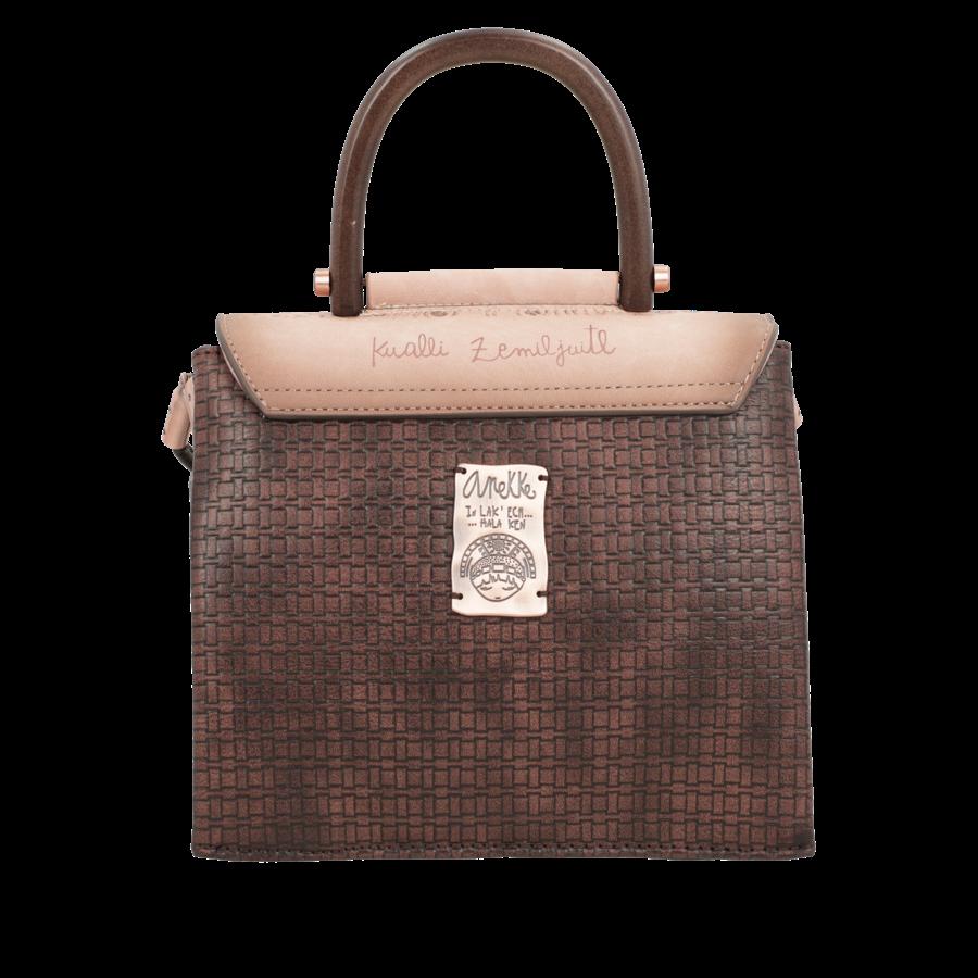 Kleine Handtasche *Ixchel Collection*-6