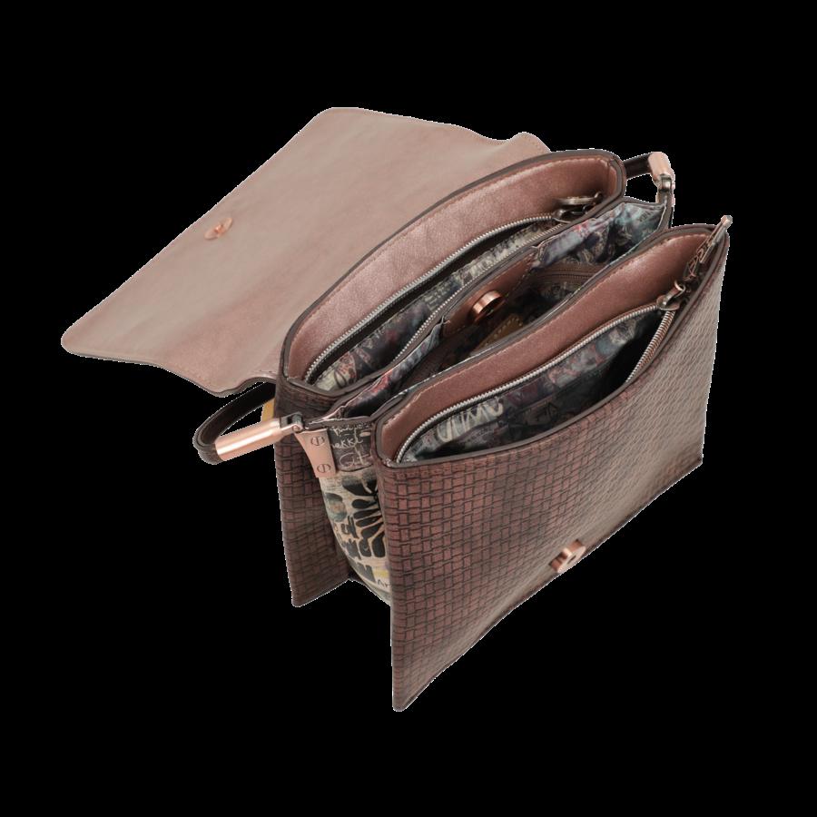Kleine Handtasche *Ixchel Collection*-4