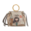 Anekke  Love to share Handtasche *Kenya Collection*