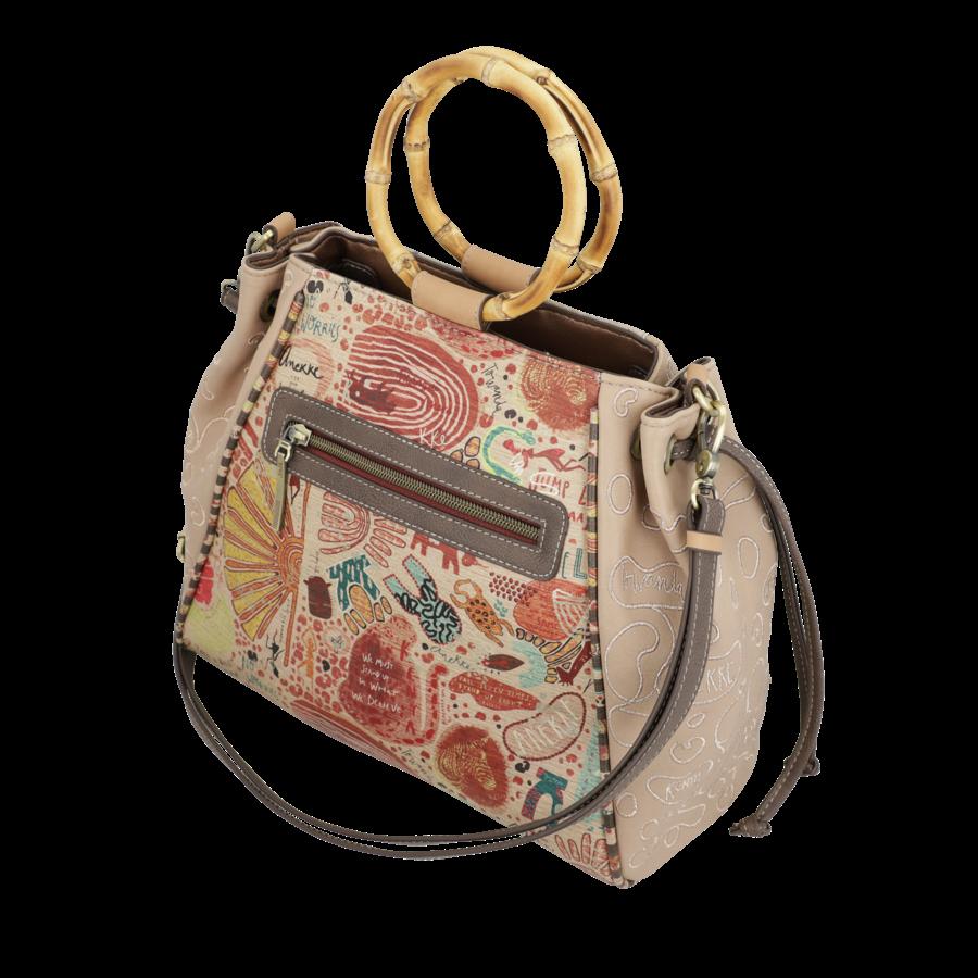 Braune Handtasche *Kenya Collection*-6