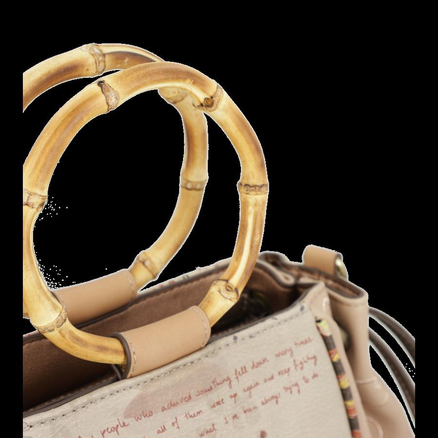 Braune Handtasche *Kenya Collection*-9