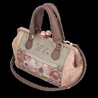 thumb-Beige/Rosé Handtasche *Ixchel Collection*-7