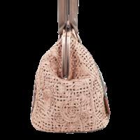 thumb-Beige/Rosé Handtasche *Ixchel Collection*-5