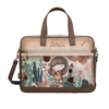 Anekke  Love to share Braune Multi Tasche *Ixchel Collection*