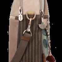 thumb-Braune Multi Tasche *Ixchel Collection*-5