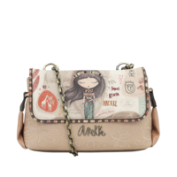 thumb-Schultertasche *Kenya Collection*-1