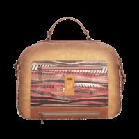 thumb-Braun/Multifarben Multi Tasche *Kenya Collection*-5