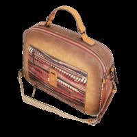 thumb-Braun/Multifarben Multi Tasche *Kenya Collection*-6