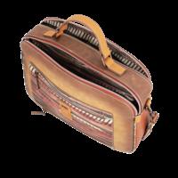 thumb-Braun/Multifarben Multi Tasche *Kenya Collection*-7