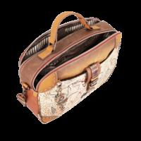 thumb-Braun/Multifarben Multi Tasche *Kenya Collection*-3