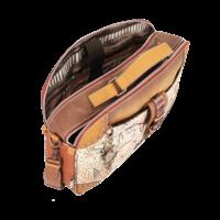 thumb-Braun/Multifarben Multi Tasche *Kenya Collection*-8
