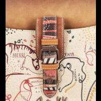 thumb-Braun/Multifarben Multi Tasche *Kenya Collection*-9