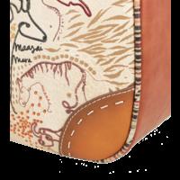 thumb-Braun/Multifarben Multi Tasche *Kenya Collection*-10