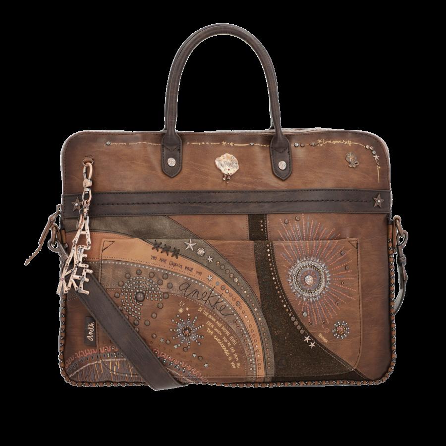 Braune  Multi Tasche *Nature Edition*-2