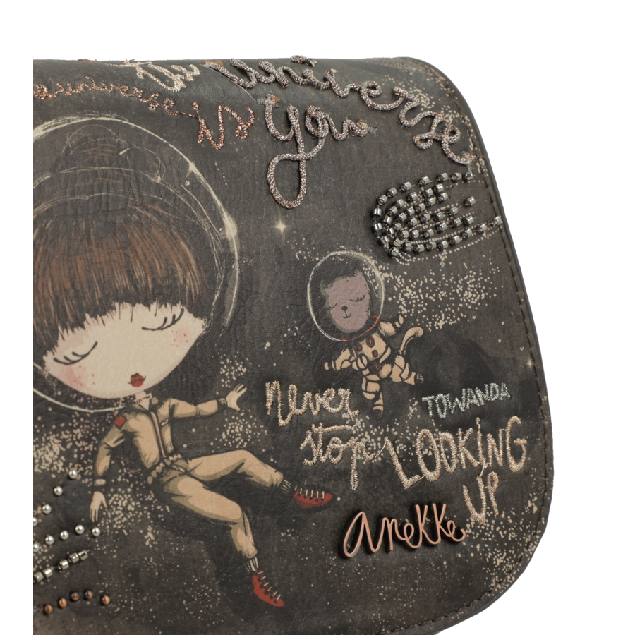 Schultertasche *Universe Collection*-7
