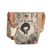 thumb-Schultertasche *Jungle Collection*-1