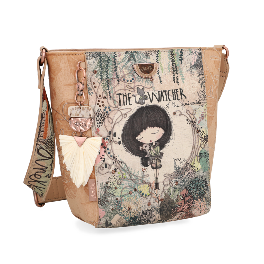 Schultertasche *Jungle Collection*-2