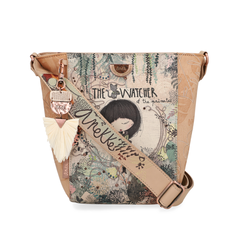 Schultertasche *Jungle Collection*-4