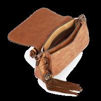 thumb-Braune Umhängetasche  *Arizona Collection*-7