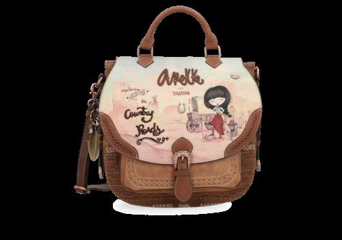 Anekke  Love to share Brauner Rucksack *Arizona*