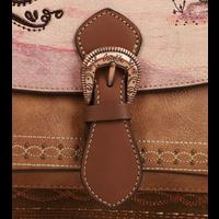 thumb-Brauner Rucksack  *Arizona Collection*-8