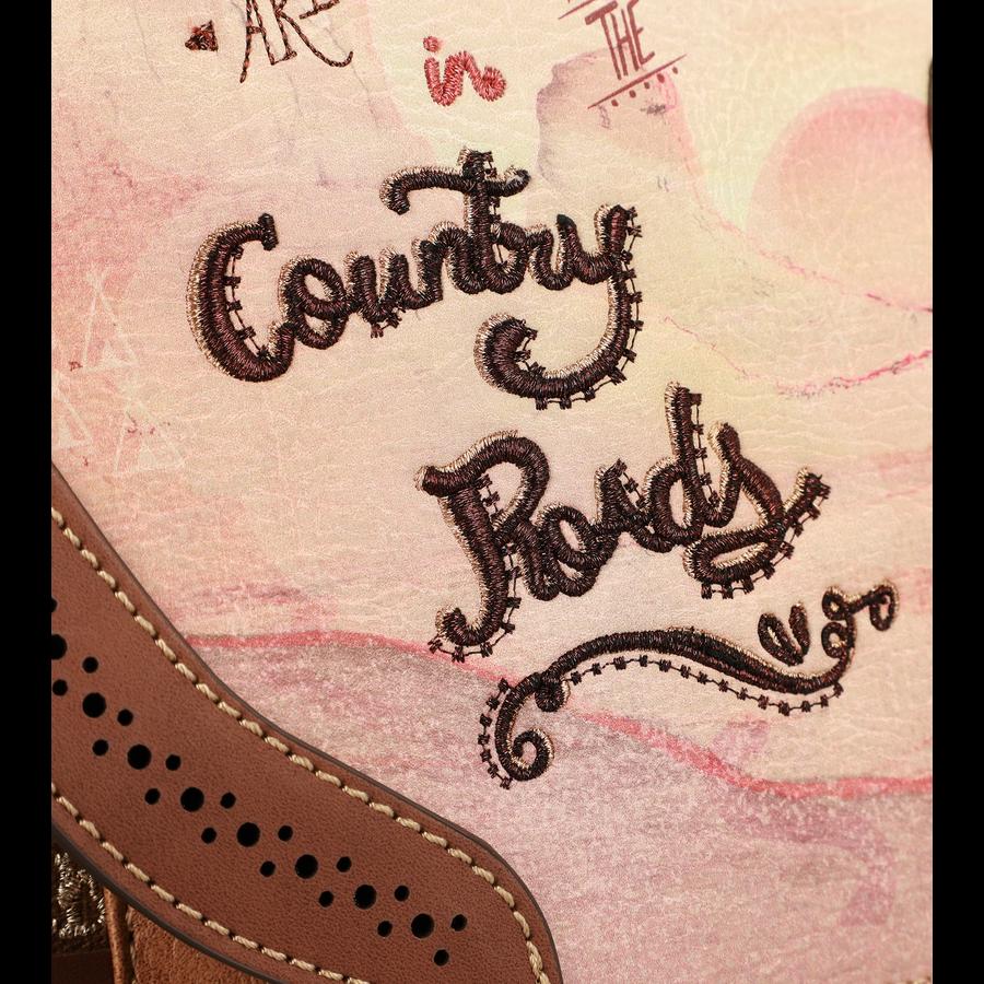 Brauner Rucksack  *Arizona Collection*-9