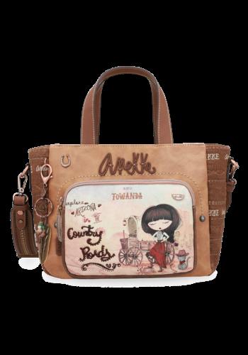Anekke  Love to share Braune Handtasche *Arizona*