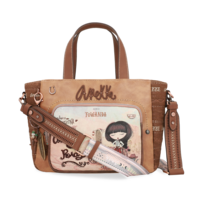 thumb-Braune Handtasche *Arizona Collection*-4