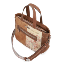thumb-Braune Handtasche *Arizona Collection*-6