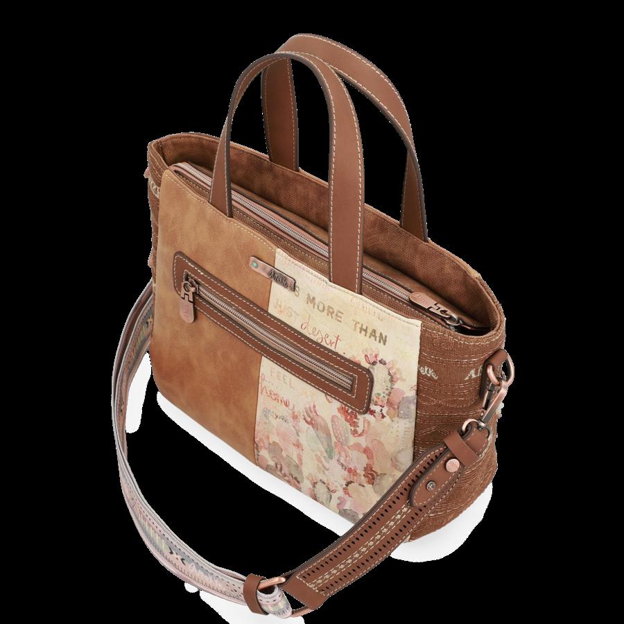 Braune Handtasche *Arizona Collection*-6