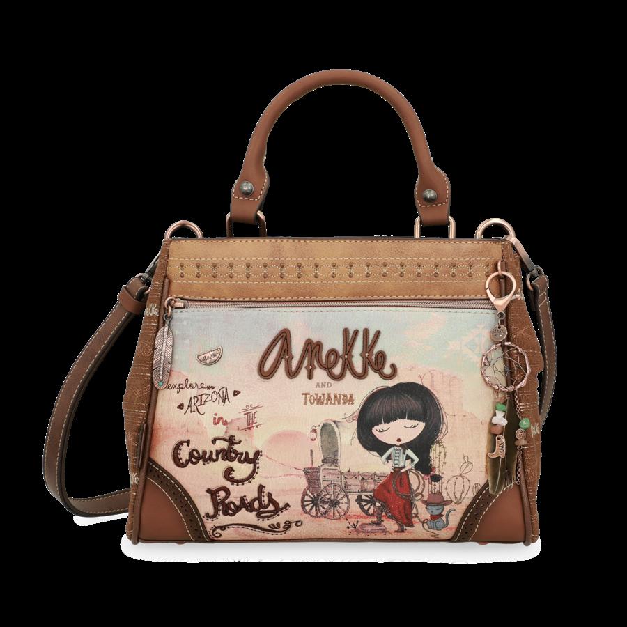 Braune Handtasche  *Arizona Collection*-2