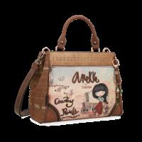 thumb-Braune Handtasche  *Arizona Collection*-3