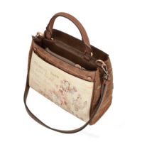thumb-Braune Handtasche  *Arizona Collection*-7