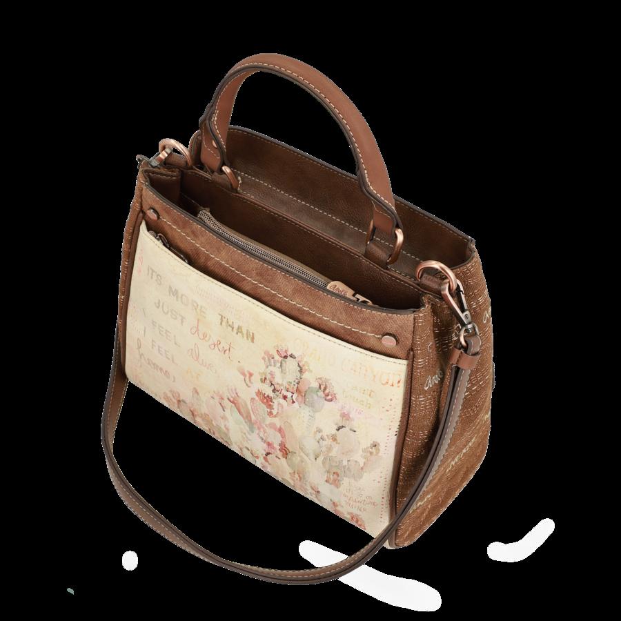 Braune Handtasche  *Arizona Collection*-7